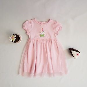 Carter's Cupcake / Birthday Dress